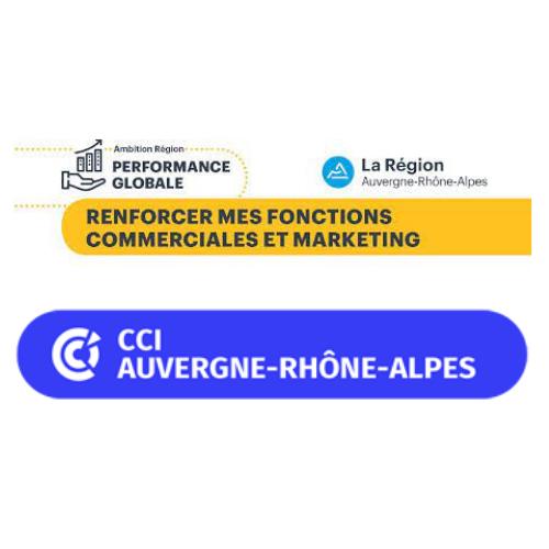 Logo Ambition PME CCIa Rhône-Alpes